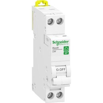 Disjoncteur Coupecircuit Et Interrupteur Différentiel Triphase - Quel disjoncteur differentiel pour maison