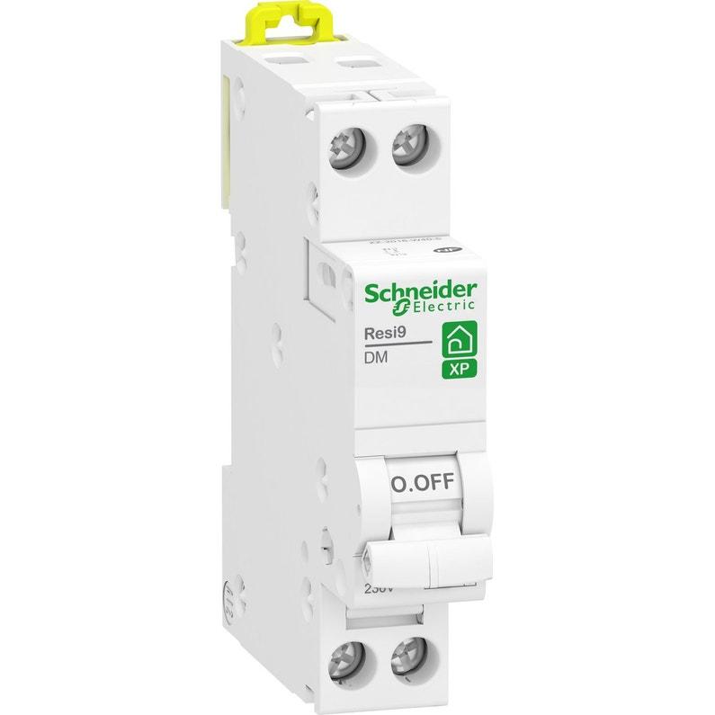 Disjoncteur Phase Neutre Schneider Electric 20 A