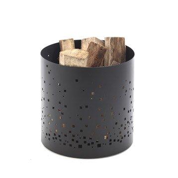 Panier b ches sac b ches range b ches range - Range bois interieur ...