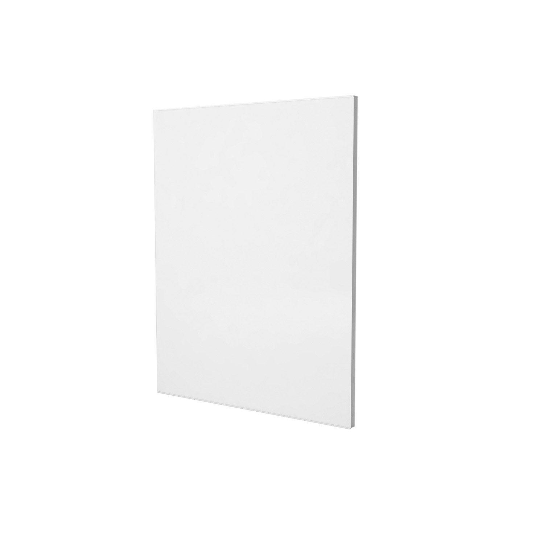 plaque de protection murale blanc atelier dixneuf unie cm x cm leroy merlin. Black Bedroom Furniture Sets. Home Design Ideas