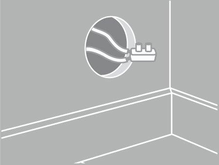 comment préparer un mur avant de le peindre ? | leroy merlin - Comment Preparer Un Mur Avant De Peindre