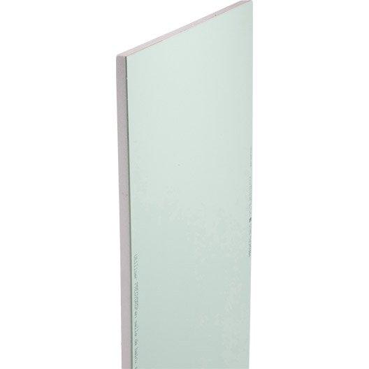 doublage en polystyr ne expans th 38 siniat 2 6 x ep 13 100mm r leroy merlin. Black Bedroom Furniture Sets. Home Design Ideas