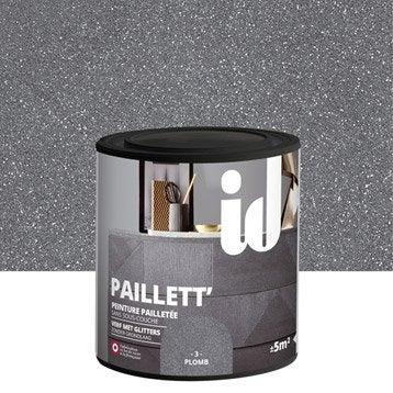 Plan de travail cuisine noir paillet peinture pour meuble for Peinture pour porte de cuisine