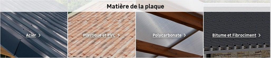 Tôle Pour Toiture Bac Acier Et Plaque Polycarbonate Au