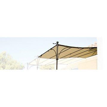Toile polyester Provence/lubéron beige l.300 x L.200 cm