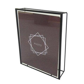 Cadre multivue, 10 x 15 cm, noir