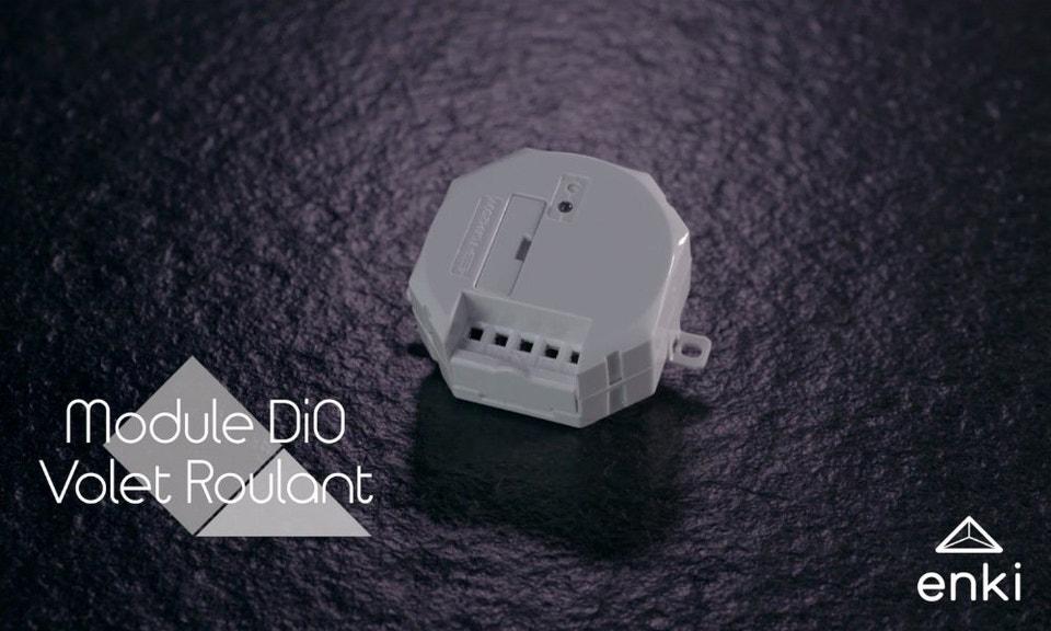 Recepteur Connecte Pour Volet Roulant Dio Leroy Merlin