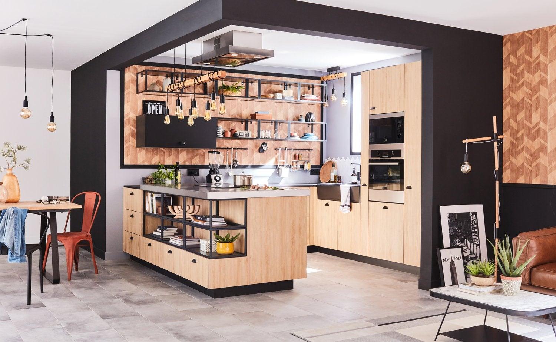Vos réalisations de cuisines | Leroy Merlin