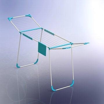 tendoirs linge sechoirs accessoires et miroirs de salle de bains au meilleur prix leroy. Black Bedroom Furniture Sets. Home Design Ideas