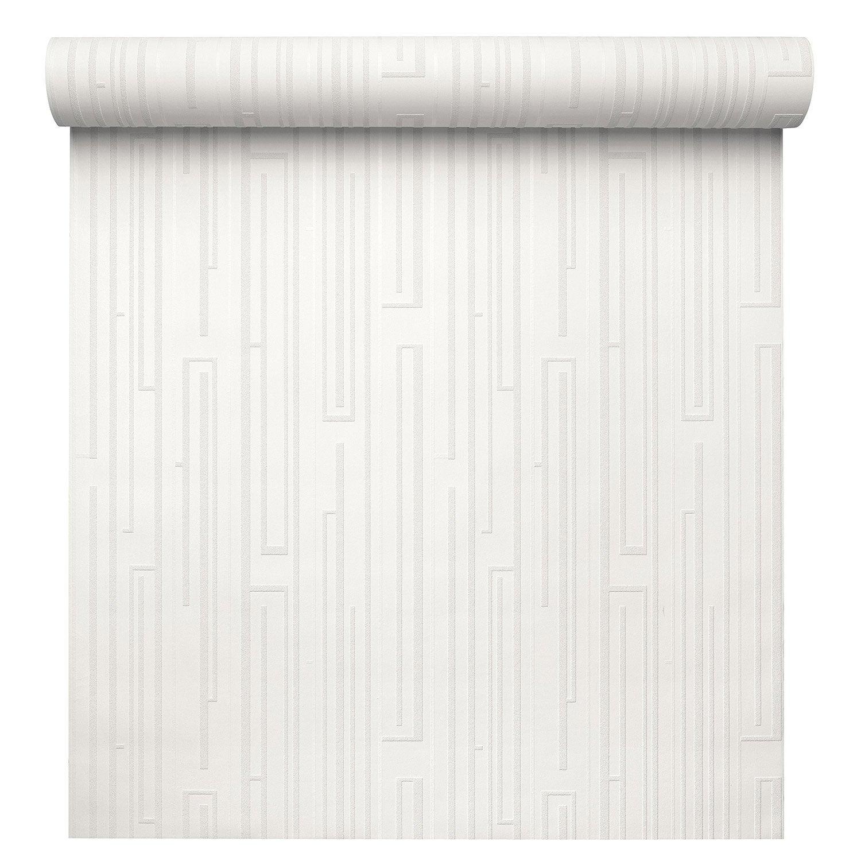 rev tement de r novation sur intiss wallton 3d 106 cm matrix 260 g m leroy merlin. Black Bedroom Furniture Sets. Home Design Ideas