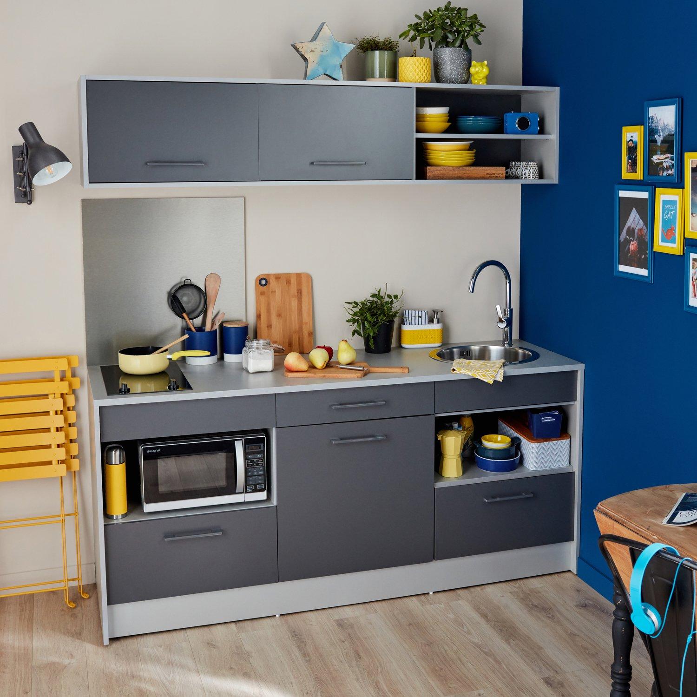 une cuisine qui se module souhait leroy merlin. Black Bedroom Furniture Sets. Home Design Ideas