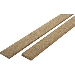 Bande résiliente, fibre, SEMIN, 70 x 10 mm, 1.2 ml