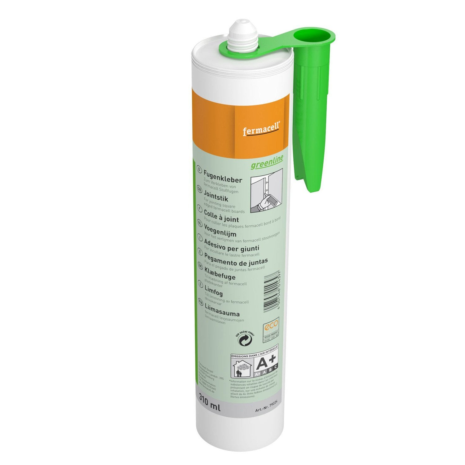 Colle joint greenline fermacell kg leroy merlin - Joint frigo ne colle plus ...