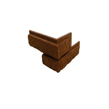 Accessoires plaquette de parement plaquette de parement for Carrelage imitation brique rouge