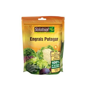 Engrais naturel potagers SOLABIOL 500gr 5 m²