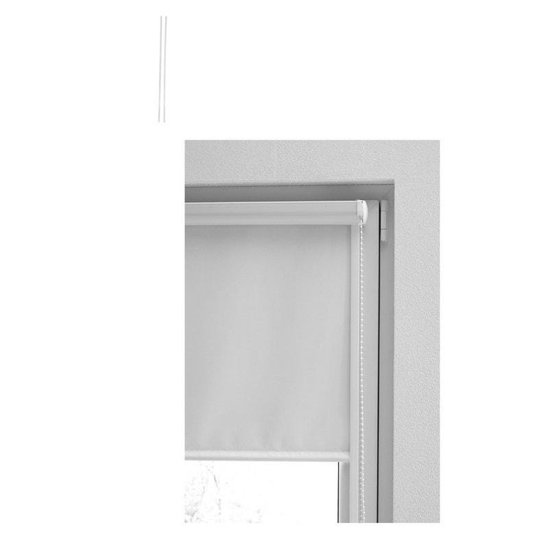 Profil Latéral Blanc Pour Store Enrouleur Leroy Merlin