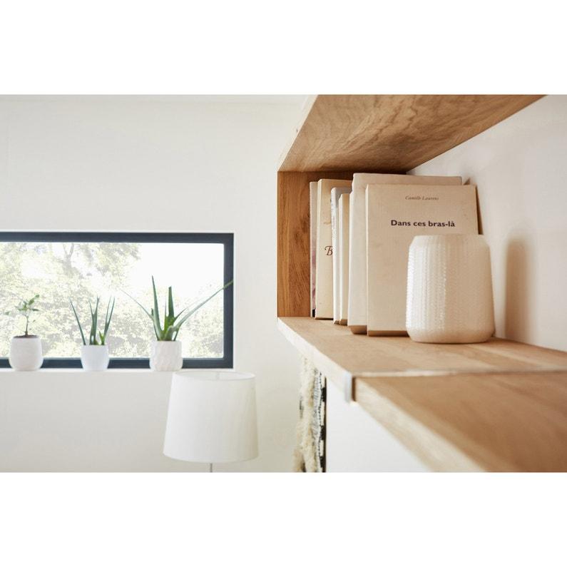 Fenêtre Aluminium H 60 X L 150 Cm 1 Vantail Fixe