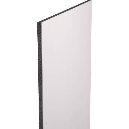 Plaque De Platre Ba10 concernant doublage en polystyrène expansé, th 32, siniat 2.5 x 1.2m ep. 13+