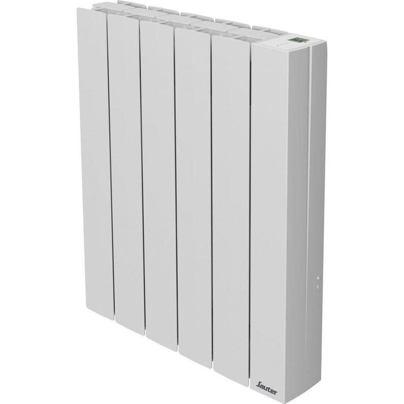 Radiateur électrique à Inertie Fluide Sauter Orosi 1000 W