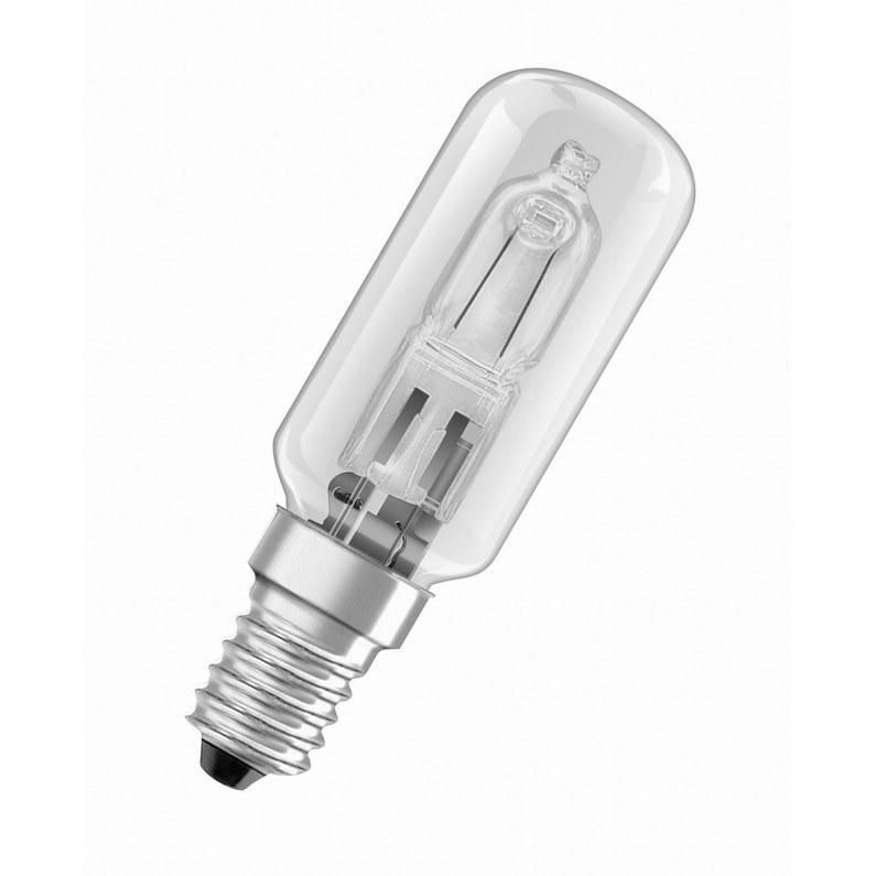 Ampoule Tube Halogène 25w 260lm équiv 25w E14 2700k Osram