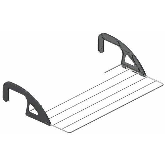 etendoir radiateur blanc gris azur leroy merlin. Black Bedroom Furniture Sets. Home Design Ideas