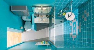 possibilit 3 une douche xxl et un coin wc - Wc Dans Salle De Bain Tres Tres Petite