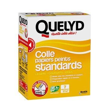 Colle papier peint standard QUELYD, 0.25 kg