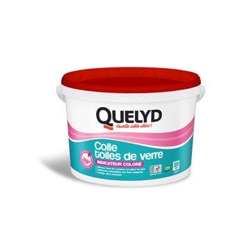 Colle toile de verre QUELYD, 5 kg