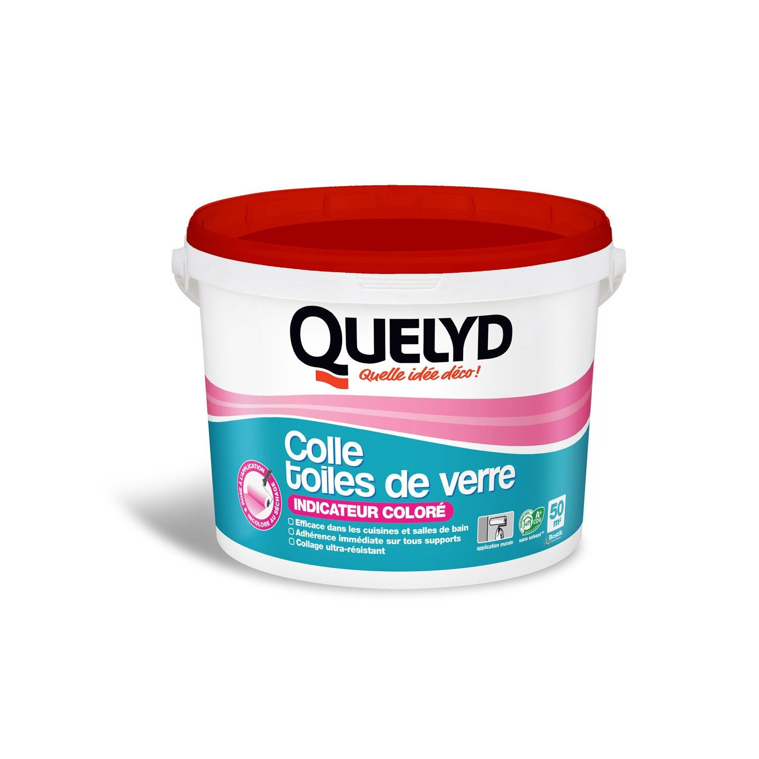Beautiful Colle Toile De Verre QUELYD, 10 Kg