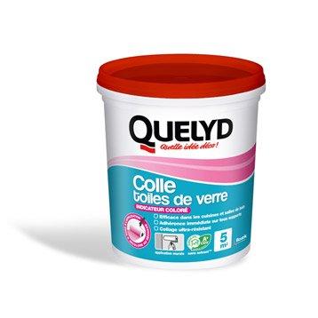 Colle toile de verre QUELYD, 1 kg