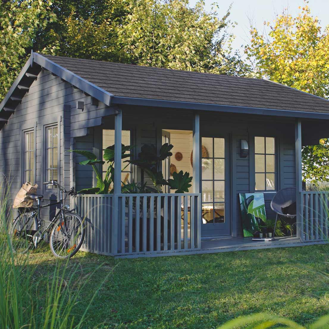 Construire Un Abri De Jardin Leroy Merlin