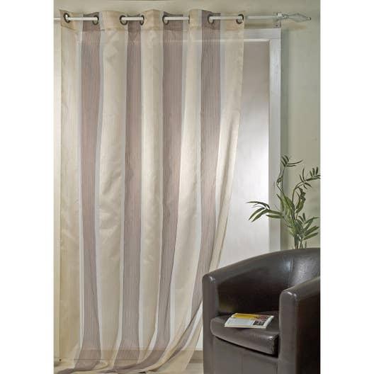 rideaux grande hauteur rideau occultant grande hauteur. Black Bedroom Furniture Sets. Home Design Ideas