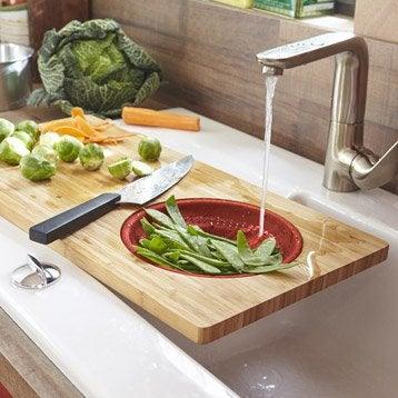 Dessous de plat et planche d couper de cuisine au - Comment decouper plan de travail ...