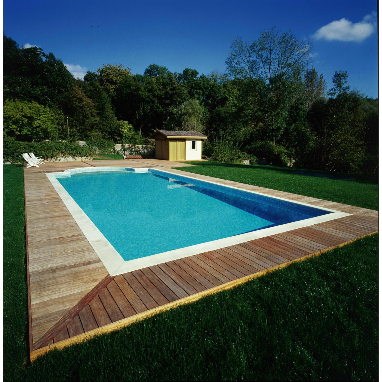 planche bois massaranduba naturel x cm x mm leroy merlin. Black Bedroom Furniture Sets. Home Design Ideas