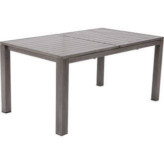 Chaise de jardin en aluminium Antibes ice/argent | Leroy Merlin
