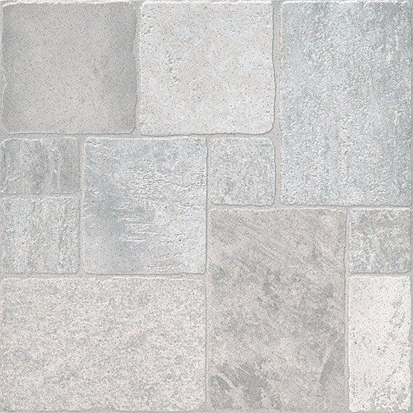 carrelage sol gris effet pierre rolling x cm leroy merlin. Black Bedroom Furniture Sets. Home Design Ideas