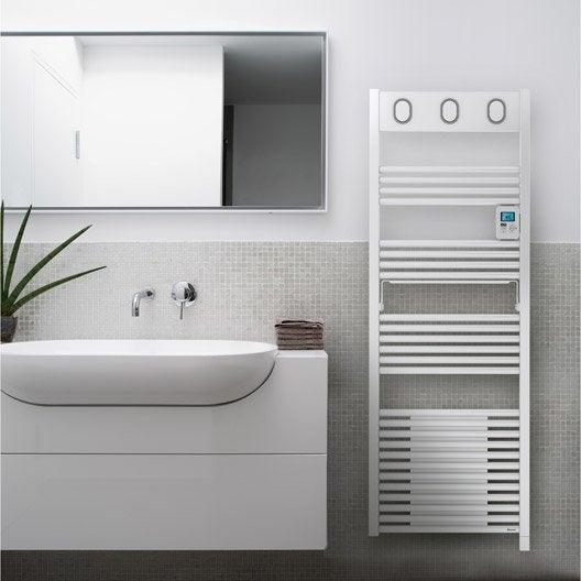 Sècheserviette Radiateur Chauffe Serviette Au Meilleur Prix - Radiateur salle de bain seche serviette