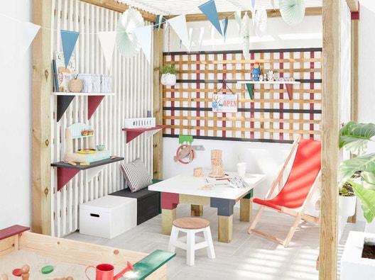 id es et projet am nagement jardin terrasse piscine leroy merlin. Black Bedroom Furniture Sets. Home Design Ideas