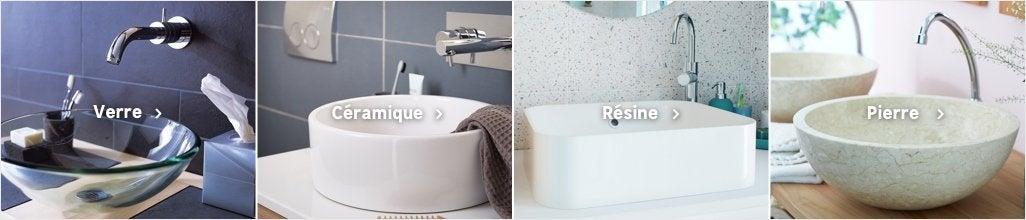 Vasque - Meuble de salle de bains au meilleur prix | Leroy ...