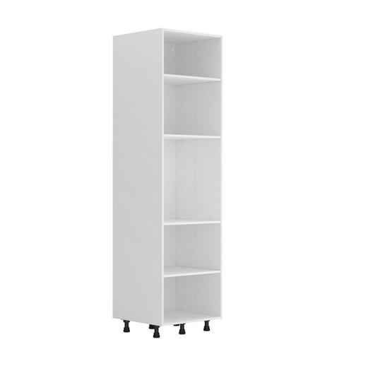 Caisson de cuisine colonne DELINIA ID, blanc H.214.4 x l.60 x P.58 cm | Leroy Merlin
