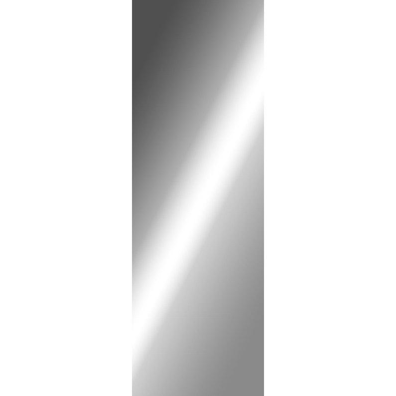 radiateur lectrique rayonnement decowatt miroir 500 w. Black Bedroom Furniture Sets. Home Design Ideas