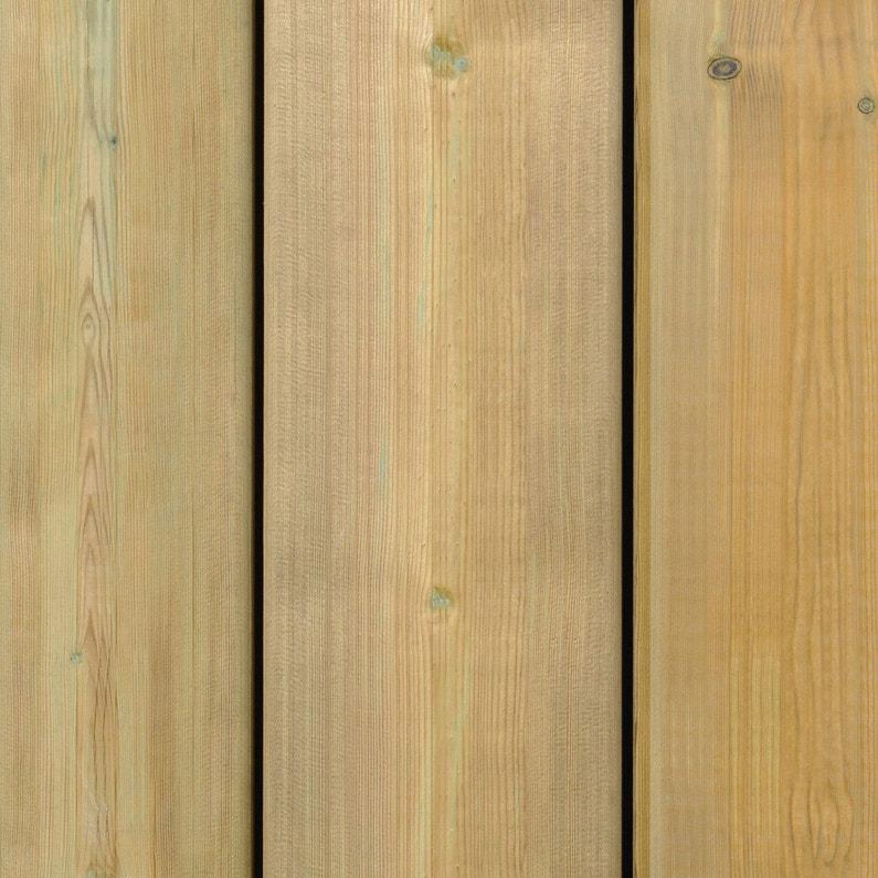 planche bois us vert x cm x mm leroy merlin. Black Bedroom Furniture Sets. Home Design Ideas