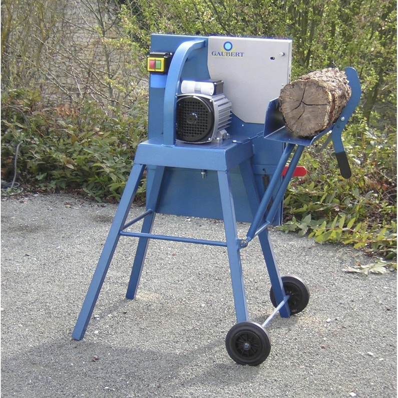 Scie à Bûches électrique Gaubert Axel 600 2200 W Leroy Merlin