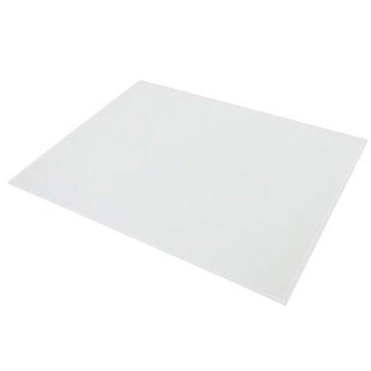 Fond De Hotte Verre Blanc Mat Délice H.65 Cm X L.90 Cm | Leroy Merlin