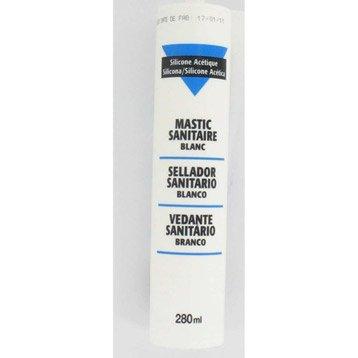 Mastic antimoisissure, blanc, 280 ml