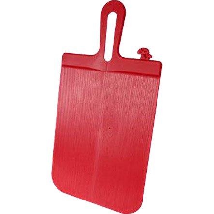 Planche à découper en plastique pliable rouge-rouge n°3