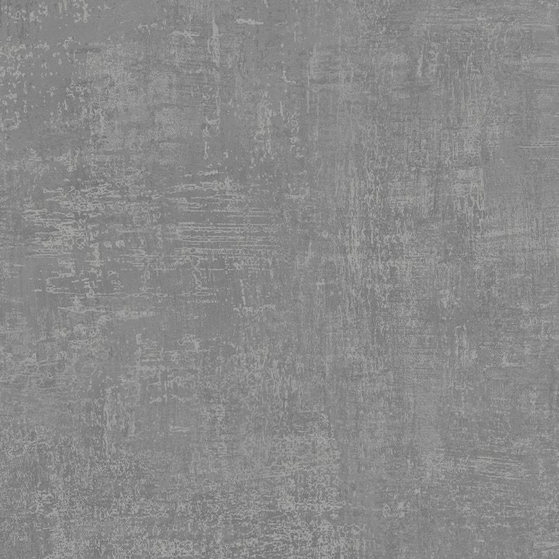 Papier Peint Riviera Gris Fonce Leroy Merlin