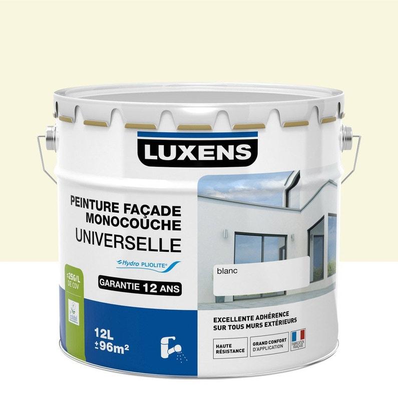 Peinture Façade Universelle Luxens Meulière 10 L