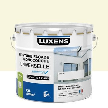 Peinture façade Universelle LUXENS, meulière, 10 l
