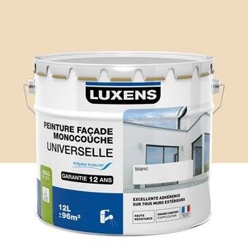 Peinture façade Universelle LUXENS, sable, 10 l